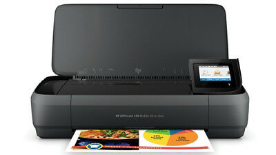 Hewlett-packard - OfficeJet 250 Mobiler All-in-One-Drucker, Multifunktionsd NEU
