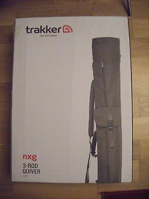 Trakker 3 Rod Quiver - New And Unused