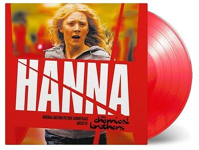 OST/ Various - Hanna (Chemical Brothers) (LIMITED Red Vinyl Maxi AT THE MOV NEU