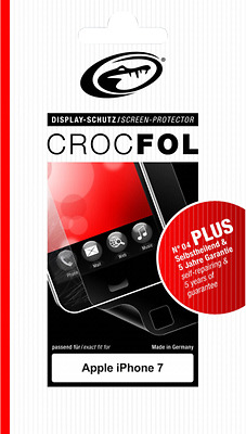 CROCFOL Plus Edge für Apple iPhone 7 NEU