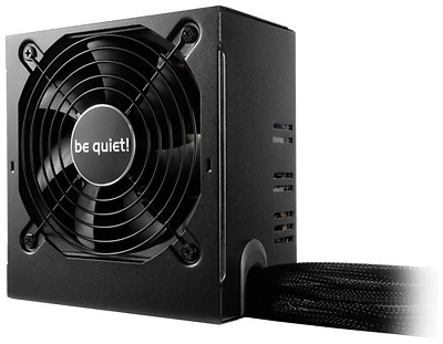 Be Quiet! System Power 8 400W Netzteil Integration Neu