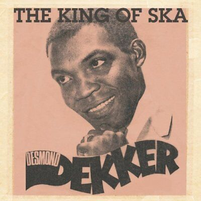 Desmond Dekker - King Of Ska Vinyl LP Sunrise NEU