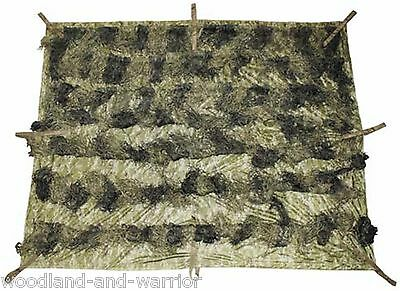 Couverture Ghillie Sniper Camouflage Woodland - Airsoft / Paintball