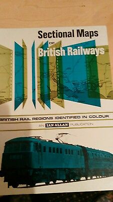 Sectional Maps of British Railways