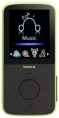 Lenco Podo-153 lime NEU
