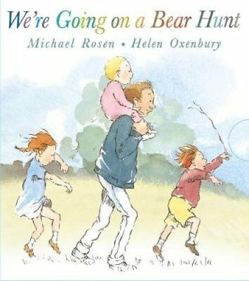 We're Going on a Bear Hunt by Michael Rosen 9781406365634 (Hardback, 2016)