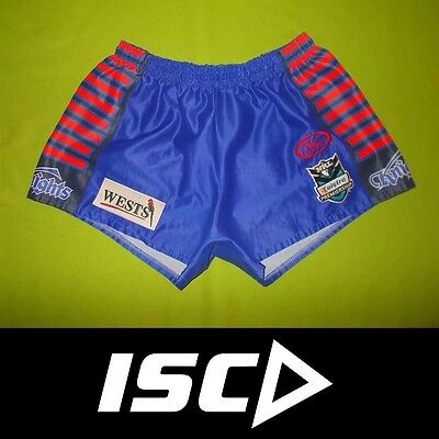 Shorts NEWCASTLE KNIGHTS (M) ISC 2007 PERFECT !!! Rugby AUSTRALIA NRL home
