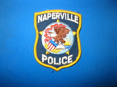 Naperville Police Patch