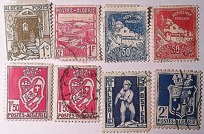 Algeria     Stamps Scu763Xx .....worldwide Stamps