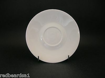 China Replacement Rosenthal Form 2000 Saucer White Germany Porcelain c1962