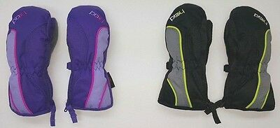 Boys & Girls Head Jr. Insulated Ski Mittens Choose Size & Color