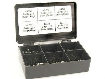 New Leupold Torx Head Screw Kit for Scope Rings and Bases Package of 150  52395