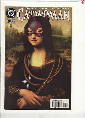 Catwoman #66 vf/nm