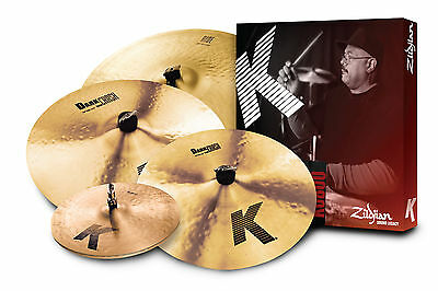 "Zildjian K Series K0800 Becken-Set 14"" Hats 