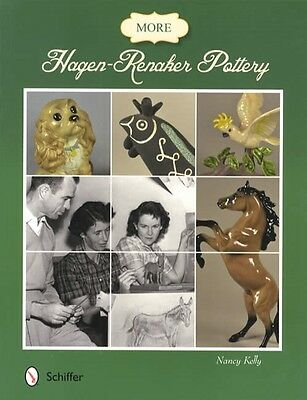 2015 Hagen Renaker Pottery Collector Reference Horses & Other Animals