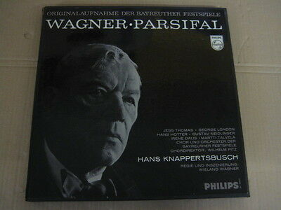 Philips - Wagner - Parsifal - Knappertsbusch BOX A 02342/46 L
