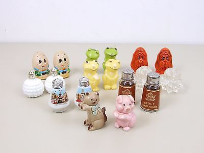 Collectable Salt and Pepper Shakers