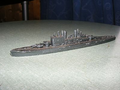 Crescent Diecast Battleship Rms Vanguard  £3.99P Start