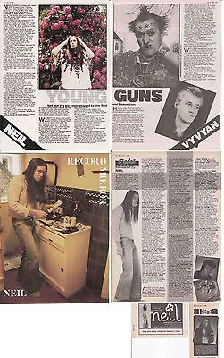 NEIL- NIGEL PLANER : CUTTINGS COLLECTION -The Young Ones-