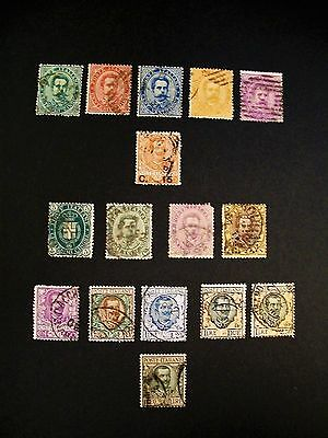 Italy Early Stamps To 10L......good Used High Cat !!