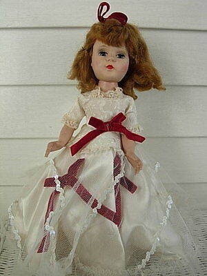 """1950's American Character Doll """"sweet Sue"""" - 14"""" Original Outfit"""