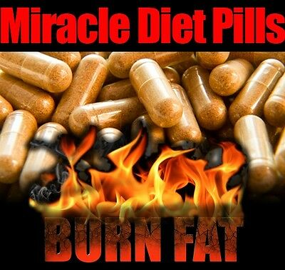 Proven Results Diet Slimming Pills Tablets Weight Loss Burn Fat Complex 5 WOW!!