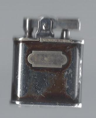 Vintage Ronson Whirlwind Lighter w/ Raisable Windguard. See Notes