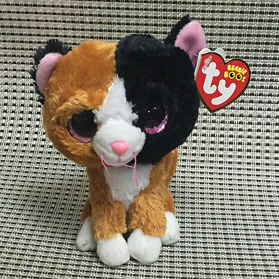 NEW TY BEANIES BOOS ~Tauri 6 Inch The Cat Lovely Gift For KidS NWT
