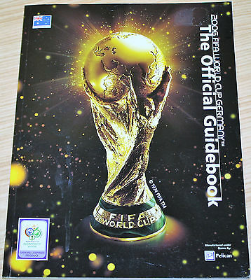 2006 Fifa World Cup Germany - The Official Guide Magazine