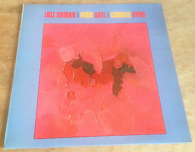 STAN GETZ*CHARLIE BYRD jazz samba 1970s UK VERVE STEREO VINYL RE LP RECORD