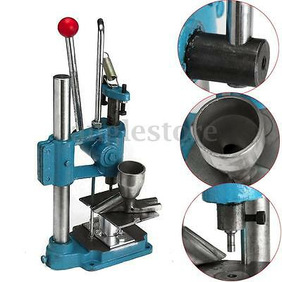 Stamping Tablet Press Machine Manual Powder Maker Pressing Pill For Lab Home US