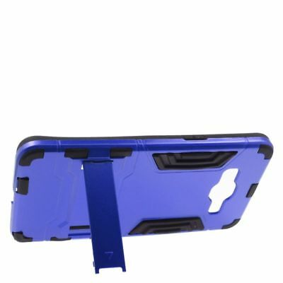 Shock Proof Rugged Armor Hybrid Case Stand Cover For Samsung Galaxy Grand Prime