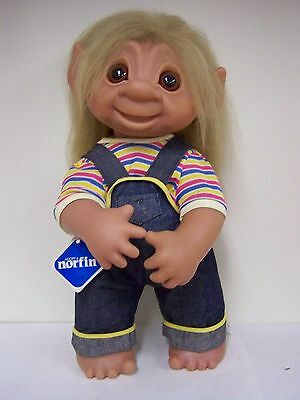 """Dam Norfin Henry Troll 17""""  With Tag 1979  #806"""