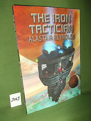 Alastair Reynolds The Iron Tactician First Uk Paperback Edition