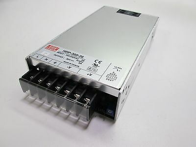 Mean Well HRP-300-36 DC Power Supply 100-240VAC IN 36VDC Out  9A