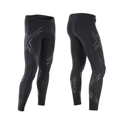 New 2XU Men LOCK Compression Tights Zoned Support Tight Train Recover ALL SIZES