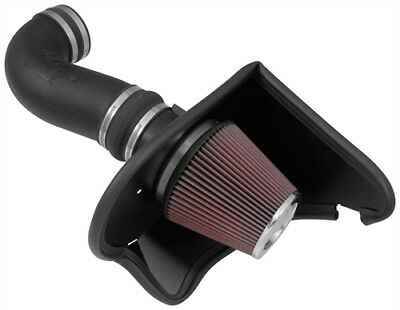 K&N 63-3092 AirCharger Intake System 2016 Chevrolet Camaro SS 6.2L