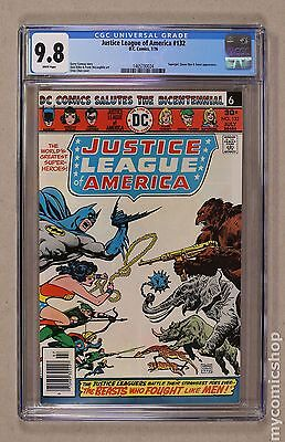 Justice League of America (1960 1st Series) #132 CGC 9.8 1465730024