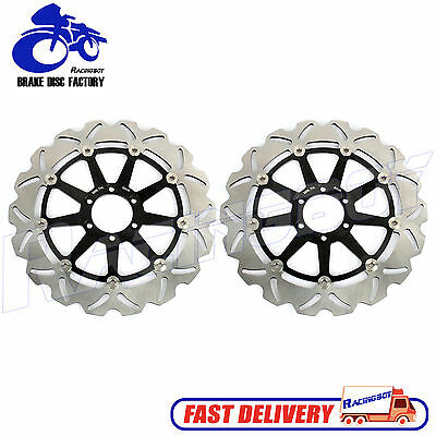 2 Front Brake Disc Rotor for Ducati M MONSTER 620 696 750 800 900 1000 916 996