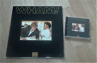 Lot Wham! - The Very Best Of (Lp + Cd) (George Michael)