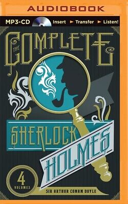 The Complete Sherlock Holmes (MP3)