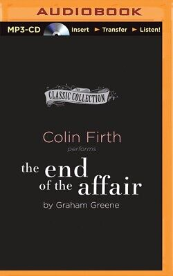The End of the Affair by Graham Greene (2014, MP3 CD, Unabridged)
