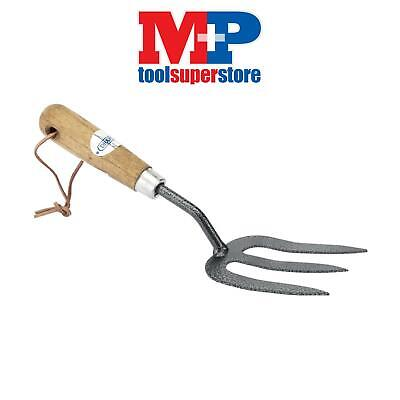 Draper 14314 Carbon Steel Heavy Duty Weeding Fork with Ash Handle