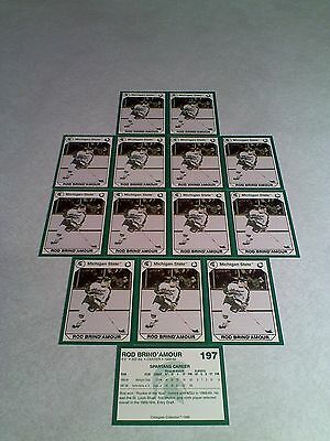 *****Rod Brind'amour*****  Lot of 14 cards / Michigan State / Hockey
