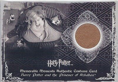 HARRY POTTER Memorable Moments Costume Card C5 - Fiona Shaw as Aunt Petunia