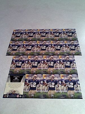 *****Shane Walton*****  Lot of 18 cards / Notre Dame / Football