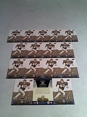 *****Tim Ryan*****  Lot of 16 cards / Notre Dame / Football