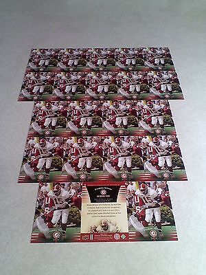 *****Freddie Milons*****  Lot of 21 cards / Alabama / Football