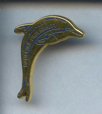 Rare Pins Pin's .. Animal Dauphin Dolphin / Universite 75  #8F