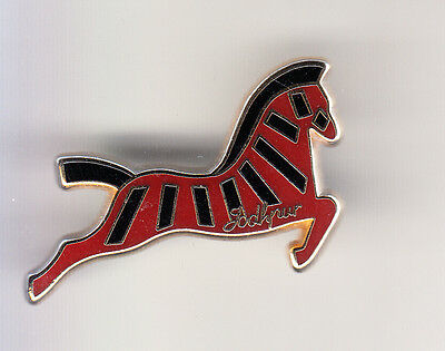 Rare Pins Pin's .. Animal Zebre Zebra Mode Fashion Jodhpur Paris 75 Arthus B.~Cb